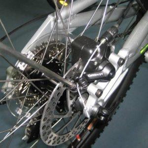 Переключение передач и как отрегулировать тормоза на велосипеде с дисковой системой