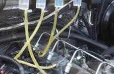 Как происходит проверка форсунок Common Rail своими руками и тест бензиновых инжекторов