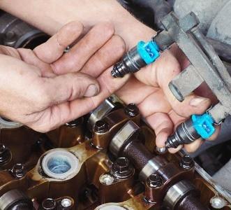 Как производится проверка рабочих форсунок дизеля с Common Rail своими руками