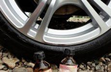 Чем хорош самодельный чернитель шин и рейтинг покупных средств