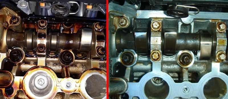 как правильно промыть двигатель автомашины димексидом
