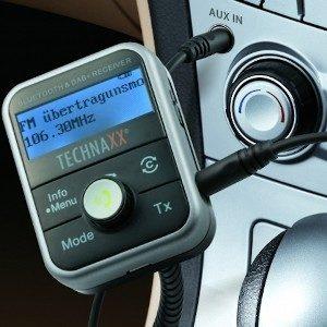 Как подключить FM-трансмиттер к автомагнитоле и настроить качество звука