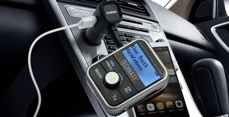 Фм модулятор для авто как пользоваться