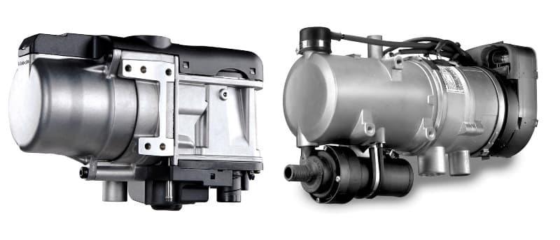 жидкостной подогреватель двигателя 12 вольт